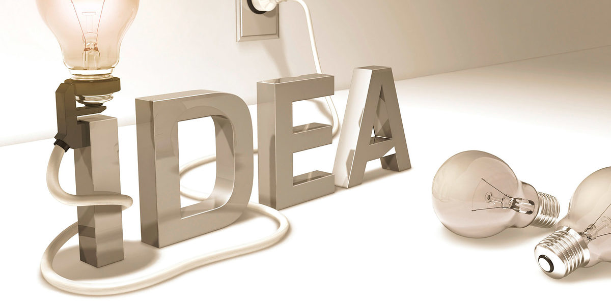 Idee, Idea, Innovation, Innovationspreis