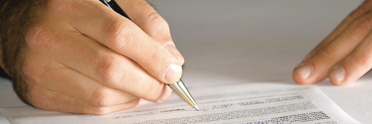 Berufsausbildungsvertrag Handwerkskammer